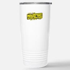 Unique Sci fi geeks for obama Travel Mug