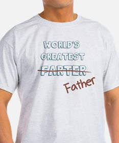 Unique Worlds greatest dad cups T-Shirt