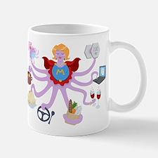 Super Mom Mugs