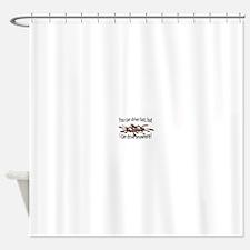 4x4 Shower Curtain