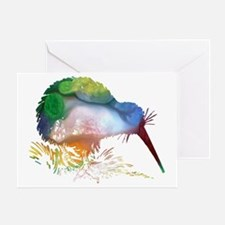 Cute New zealand Greeting Card