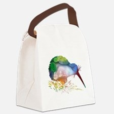 Cool Kiwi Canvas Lunch Bag
