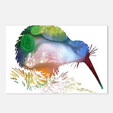 Kiwi Postcards (Package of 8)
