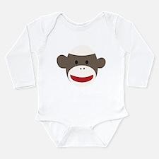 product name Long Sleeve Infant Bodysuit