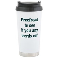 Publisher Travel Mug