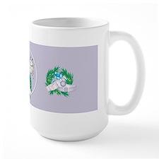 Saanen Goat Baby's First Mug