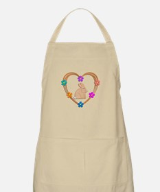 Rabbit Heart Apron