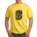Wilbur Whateley Yellow T-Shirt