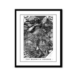 Wilbur Whateley Framed Panel Print