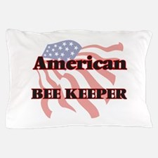 American Bee Keeper Pillow Case