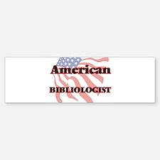 American Bibliologist Bumper Bumper Bumper Sticker