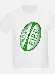 Eire Ireland Rugby T-Shirt