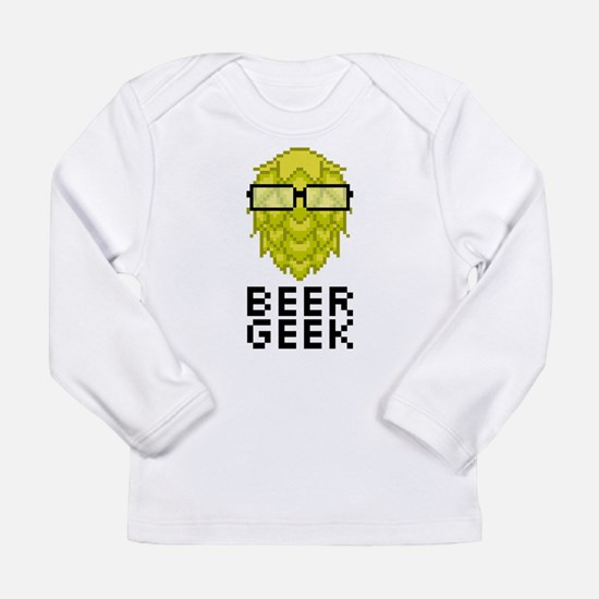 Beer Geek Long Sleeve T-Shirt