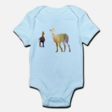 Llama Body Suit
