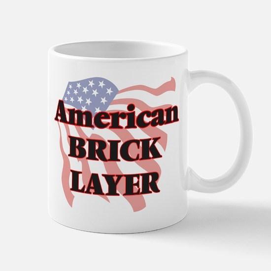 American Brick Layer Mugs