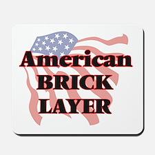American Brick Layer Mousepad