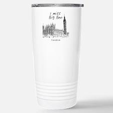 Unique Big ben Travel Mug