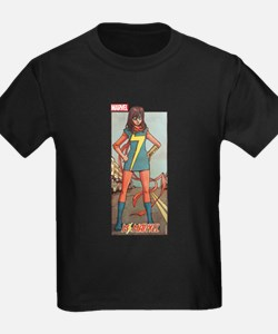 Ms Marvel Standing T-Shirt