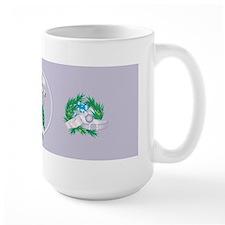 Angora Goat Angel Mug