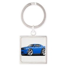 Cute Rt Square Keychain
