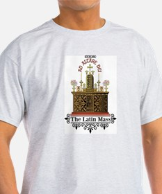 Unique Catholic latin mass T-Shirt