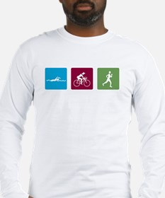 Cute Biathlon Long Sleeve T-Shirt