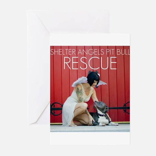 Cool Pit bulls Greeting Cards (Pk of 20)