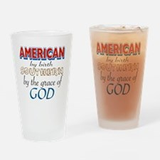 Cute Southern Drinking Glass