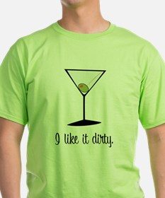 Funny Martinis T-Shirt