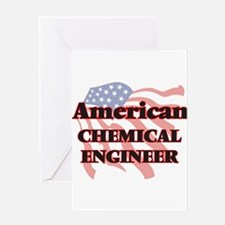 American Chemical Engineer Greeting Cards