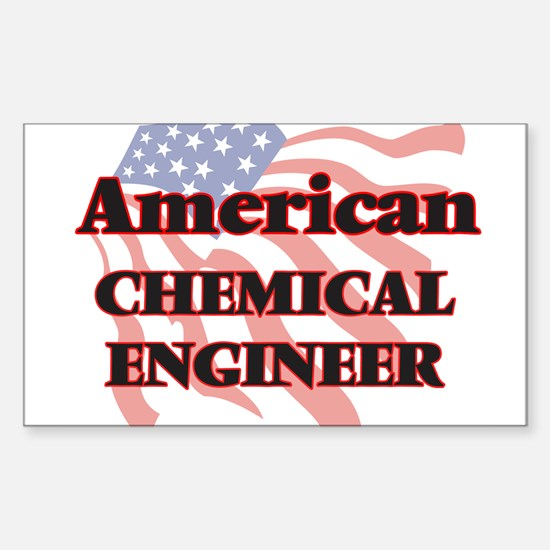 American Chemical Engineer Decal
