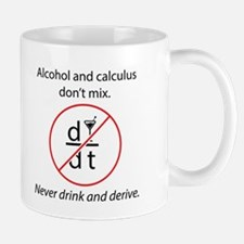 Funny Drink and derive Mug