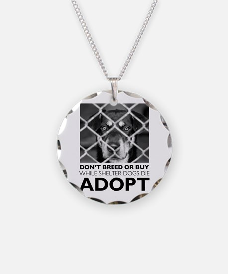 Shelter Dog Necklace