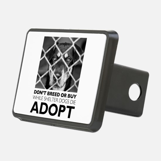 Shelter Dog Hitch Cover