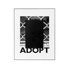 Shelter Dog Picture Frame