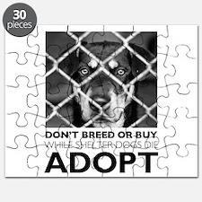 Shelter Dog Puzzle