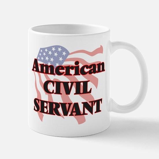 American Civil Servant Mugs