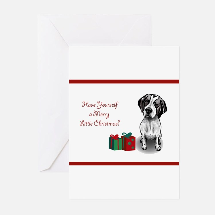 Cute Pets german shorthaired pointer Greeting Cards (Pk of 20)