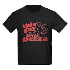 Unique Pepperoni pizza T
