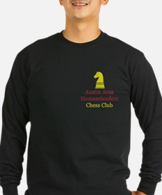 Chess Club Men's Long Sleeve T-Shirt
