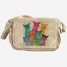 Cute Jewel Messenger Bag