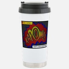 Dialysis patient Travel Mug
