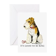 Unique Maggie ross dogs Greeting Card