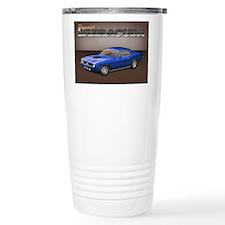 Cute Plymouth barracuda Travel Mug