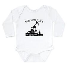 Funny Milkshake Long Sleeve Infant Bodysuit