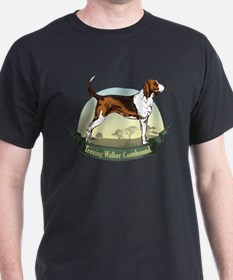 Cute Bluetick coonhound dog breed T-Shirt