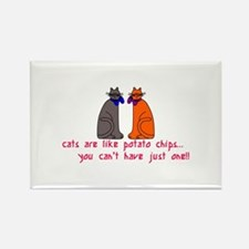 Cute Aphorism Rectangle Magnet
