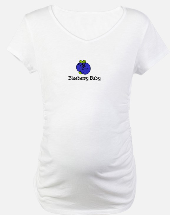 Cute Blueberry kids Shirt