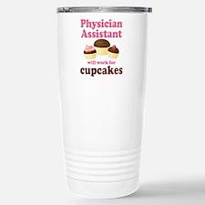 Cute Physician assistant humor Travel Mug