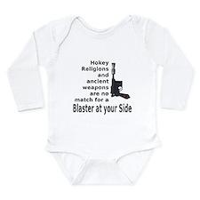 Star war Long Sleeve Infant Bodysuit